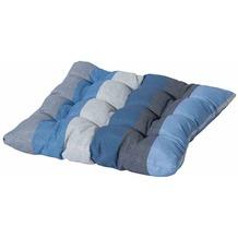 MADISON Victoria Sitzkissen blau