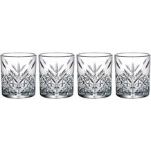 Mäser Timeless, Whiskybecher 35,5 cl, Gläser-Set, 4 teilig