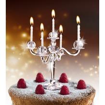 Mags Bling Bling Kerzenständer für Kuchen inkl. Kerzen