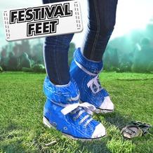 Mags Festival Schuhe in blau