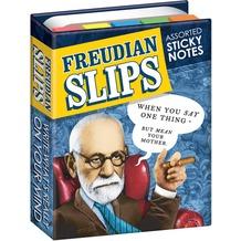 Mags Freud'sche Ausrutscher Notizzettel