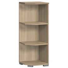 MAJA Möbel Abschlussregal System Sonoma-Eiche 40 x 109,7 x 40 cm