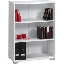 MAJA Möbel Aktenregal SYSTEM Icy-weiß 79,8 x 109,7 x 40 cm