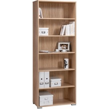 MAJA Möbel Aktenregal SYSTEM Sonoma-Eiche 79,8 x 214,4 x 40 cm