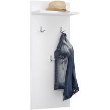 MAJA Möbel Garderoben - Paneel Check Icy-weiß