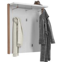 MAJA Möbel Garderoben - Paneel Finis Asteiche Icy-weiß