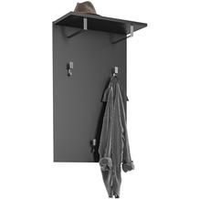 MAJA Möbel Garderoben - Paneel Trend anthrazit 52,4 cm