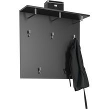 MAJA Möbel Garderoben - Paneel Trend anthrazit 90 cm