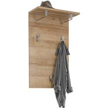 MAJA Möbel Garderoben - Paneel Trend Riviera Eiche 52,4 cm