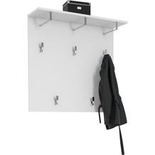 MAJA Möbel Garderoben - Paneel Trend weiß matt 90 cm