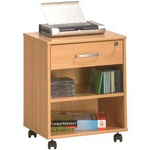 MAJA Möbel Rollcontainer Office Einzelmodelle Buche 45,6 x 59,1 x 36 cm