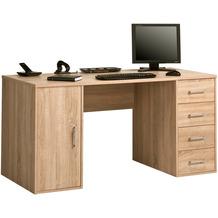 MAJA Möbel Schreibtisch Office Sonoma-Eiche