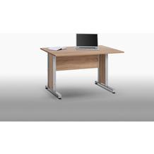 MAJA Möbel Schreibtisch System Sets Sonoma-Eiche Typ II