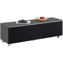 MAJA Möbel Soundboard Soundconcept Glass Glas anthrazit matt Akustikstoff schwarz