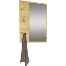 MAJA Möbel Spiegel VENDO Asteiche 60,3 x 76,5 x 1,9 cm