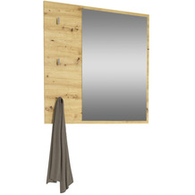 MAJA Möbel Spiegel VENDO Asteiche 80,5 x 76,5 x 1,9 cm