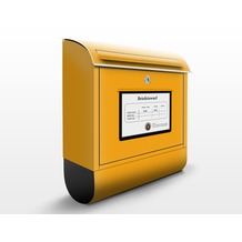 Apalis Design Briefkasten Postkasten 39x46x13cm 39x46x13cm