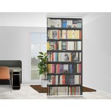Apalis Design Raumteiler Book Lover Bücher 120x250cm
