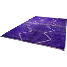 Tuaroc Teppich Beni Ourain #DD636 #DD636 lila 265 x 346 cm