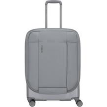 march 3860 4-Rollen Trolley 66 cm grey
