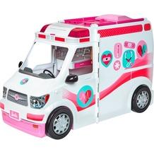 Barbie Barbie 2-in-1 Krankenwagen Spielset