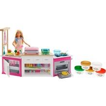Barbie Barbie Deluxe Küche Spielset & Puppe