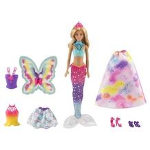 Barbie Barbie Dreamtopia 3 in 1 Fantasie Puppe