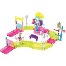 Barbie Barbie On The Go Freizeitpark Spielset