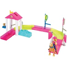 Barbie Barbie On The Go Pony-Rennen Spielset