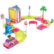 Barbie Barbie On The Go Waschanlage Spielset