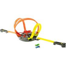 Mattel Hot Wheels Mega-Looping Crashbahn