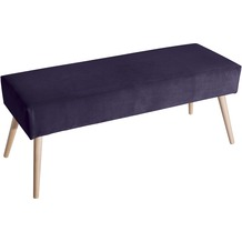 Max Winzer Bank Sue Samtvelours purple 114 x 40 x 48
