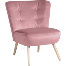 Max Winzer Sessel rosé 69 x 68 x 80