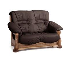 Max Winzer Sofa 2-Sitzer braun 148 x 95 x 95