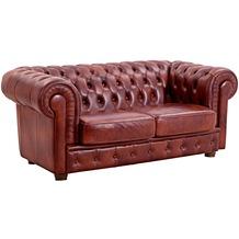 Max Winzer Sofa 2-Sitzer rot 172 x 98 x 76