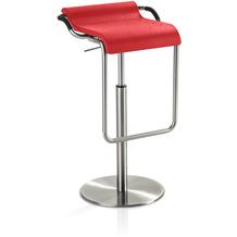 Mayer Sitzmöbel Bar- und Tresenhocker myOPUS Kunststoff Rot