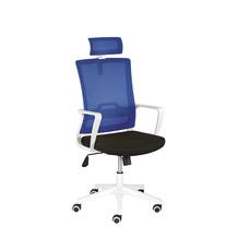 Mayer Sitzmöbel Drehsessel mySTUDIO schwarz + blau Bürostuhl Schreibtischstuhl
