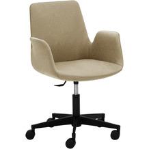 Mayer Sitzmöbel Sessel myHELIOS Stoff Beige-meliert