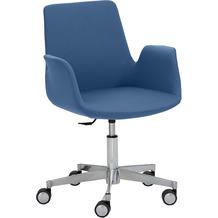Mayer Sitzmöbel Sessel myHELIOS Stoff Blau