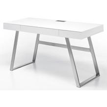 MCA furniture Aspen Schreibtisch in weiß