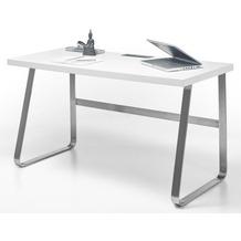MCA furniture Beno Schreibtisch in weiß