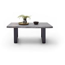 MCA furniture Cartagena Couchtisch grau anthrazit lackiert U-Bein 110 x 45 x 70 cm