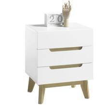 MCA furniture Cervo Nachtkonsole, weiß