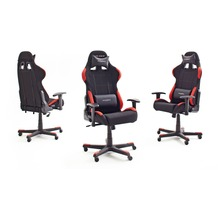 MCA furniture DX RACER Bürostuhl in schwarz-rot