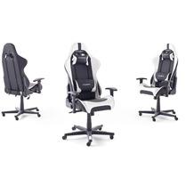 MCA furniture DX RACER Bürostuhl in schwarz-weiß