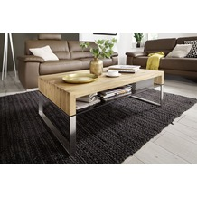 MCA furniture Hilary Couchtisch in Asteiche, 105 cm