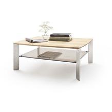 MCA furniture Nelia Couchtisch in Asteiche, 105 cm