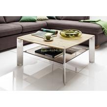 MCA furniture Nelia Couchtisch in Asteiche, 80 cm