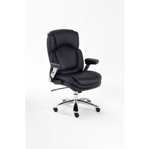 MCA furniture Real Comfort Chefsessel in schwarz