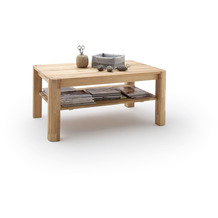 MCA furniture Robert Couchtisch Kernbuche  110 x 50 x 70 cm